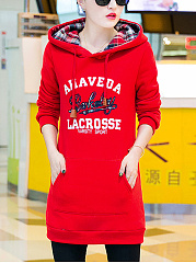 Kangaroo-Pocket-Embroidery-Letters-Fleece-Lined-Hoodie