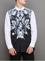 Trendy Special Printed Men Shirts