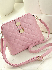 Classic Quilted Shell Bag