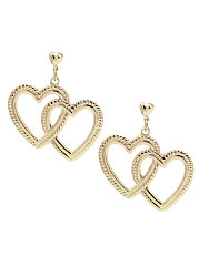 Heart Shape Earrings For Women