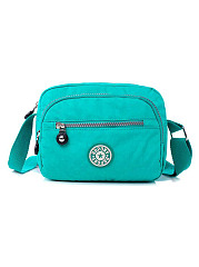 Nylon Casual Light Outdoor Travel Crossbody Bag
