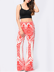 Fancy-Printed-Elastic-Waist-Wide-Leg-Casual-Pants
