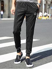 Elastic-Waist-Printed-Mens-Sport-Casual-Jogger-Pants
