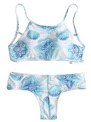 X-Back-Spaghetti-Strap-Printed-Bikini