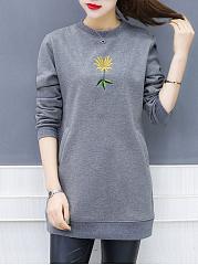 Round-Neck-Embroidery-Pocket-Sweatshirts
