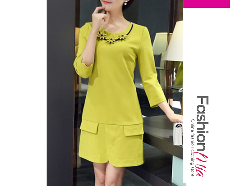 material:polyester, collar&neckline:round neck, sleeve:long sleeve, pattern_type:plain, length:midi, how_to_wash:cold gentle machine wash, occasion:date, season:autumn,winter, dress_silhouette:shift, package_included:dress*1, lengthshouldersleeve lengthbust