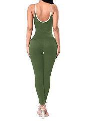 Sport Style Chic Jumpsuit For Women