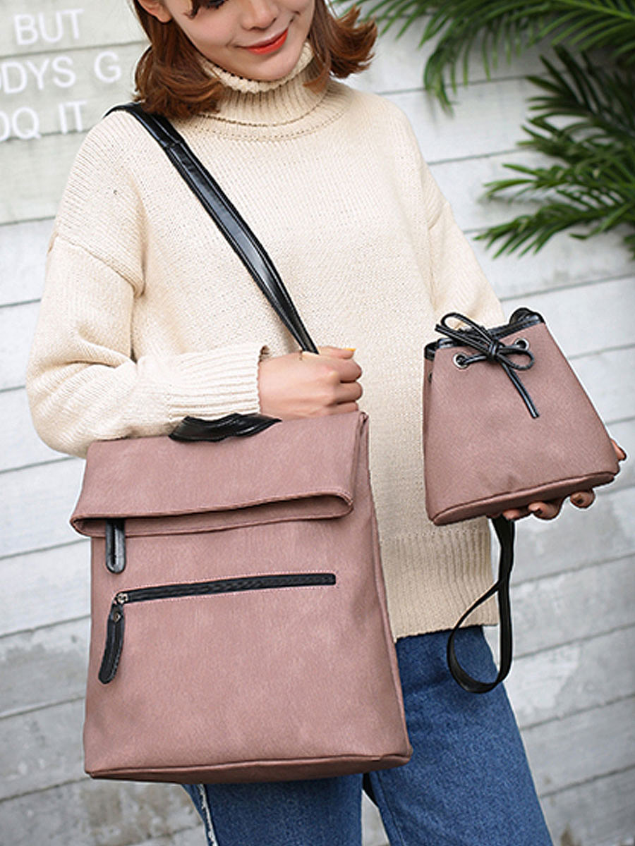 Basic And Chic Backpack