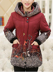 Zips-Floral-Printed-Long-Sleeve-Coats
