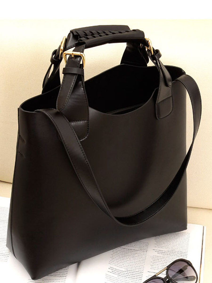 Casual Simple Style  Women Hand Bag