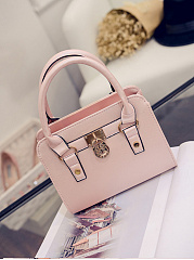 Pu Leather Elegant Mini Crossbody Bag