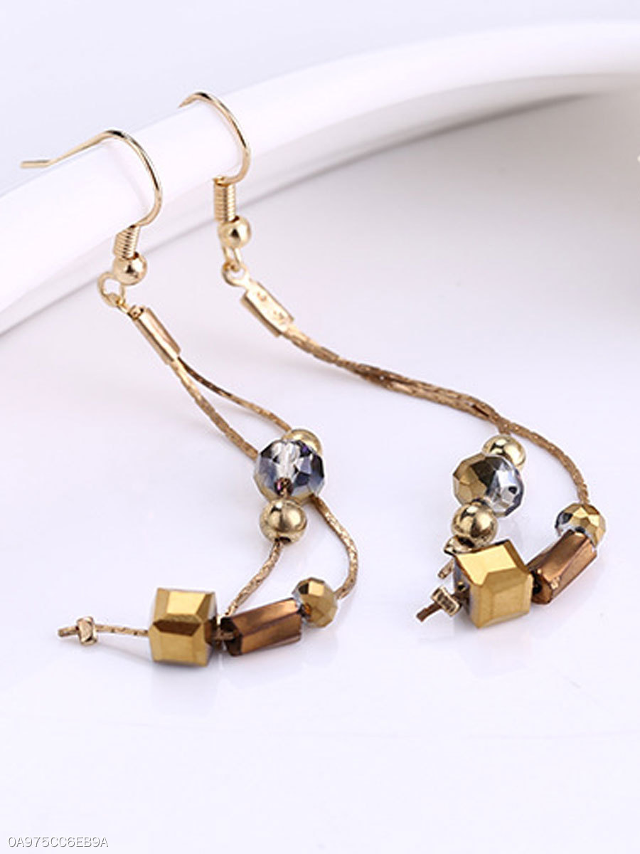 New Fashion Style Longline Earrings