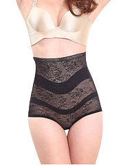 High Waist Underwear Shaping Tummy Belly Corset Underpant