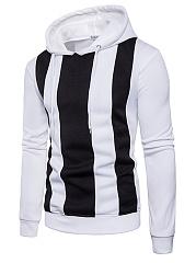 Color-Block-Vertical-Striped-Men-Hoodie