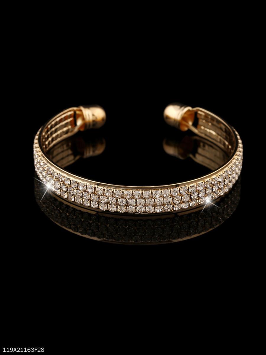 Luxury Rhinestone Tennis Bracelet
