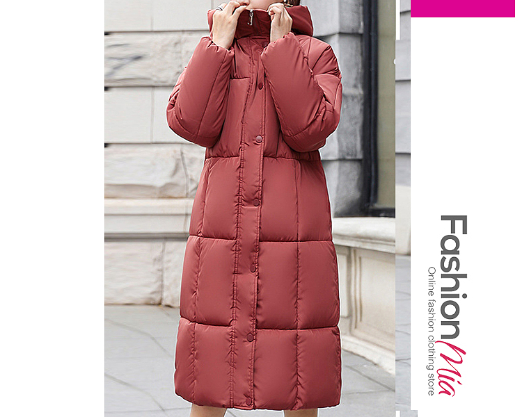 gender:women, hooded:yes, thickness:thick, brand_name:fashionmia, outerwear_type:coat, style:fashion,japan & korear, material:cotton,polyester, collar&neckline:hooded, sleeve:long sleeve, embellishment:single breasted,zips, pattern_type:plain, supplementary_matters:all dimensions are measured manually with a deviation of 2 to 4cm., occasion:basic,daily,nightout, season:winter, package_included:top*1, lengthshouldersleeve lengthbust