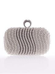 Rhinestone-White-Pearl-Clutch-Bag