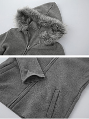 Awesome Solid Pocket Hoodie