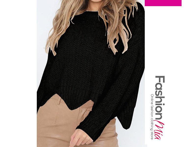 gender:women, hooded:no, thickness:regular, brand_name:fashionmia, style:elegant,fashion, material:knit, sleeve:long sleeve, embellishment:asymmetric hem, pattern_type:plain, occasion:basic,date, season:autumn,winter, package_included:top*1, lengthshoulderbust
