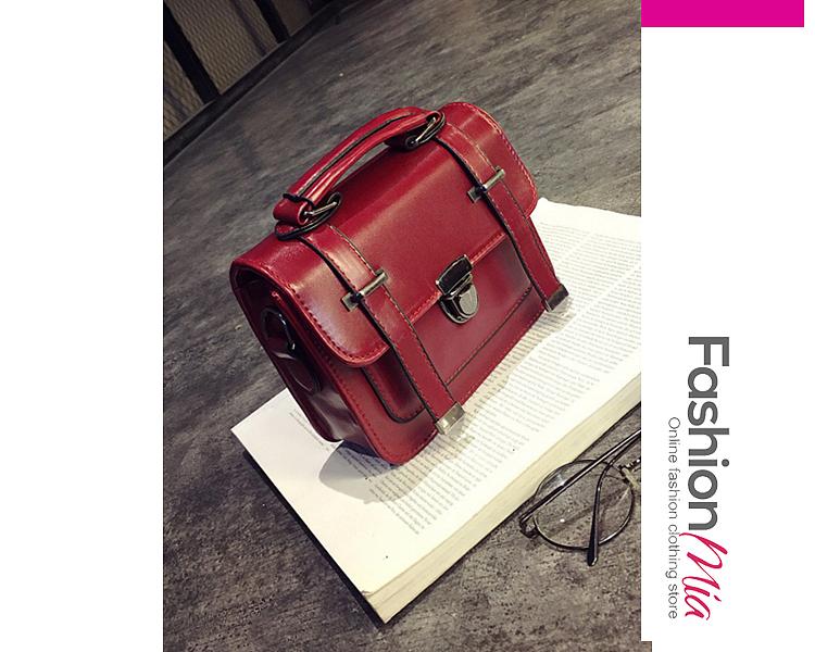 Classic Messenger Bag Crossbody Bag