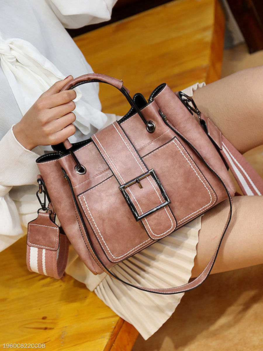 Plain Women Crossbody Bags