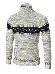 High-Neck-Color-Block-Mene28099S-Sweater