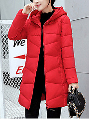 Hooded-Pocket-Quilted-Plain-Padded-Coat