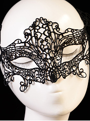 Vintage Sexy Lace Mask Accessories