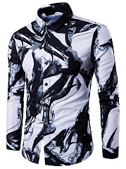 Stylish-Abstract-Print-Men-Shirts