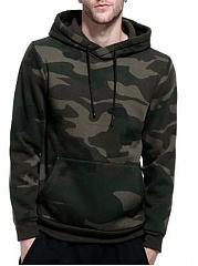 Camouflage-Kangaroo-Pocket-Men-Hoodie