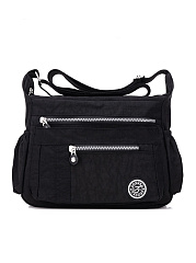 Nylon Waterproof Large Capacity Pockets Bag