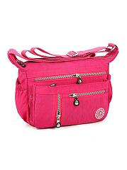 Nylon-Waterproof-Large-Capacity-Pockets-Bag