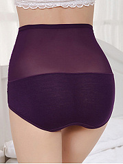 Lace Tall Waist Body Slimming Abdomen Corset Underpant