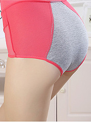 Sexy New Body Fitness Soft Breathable Panties