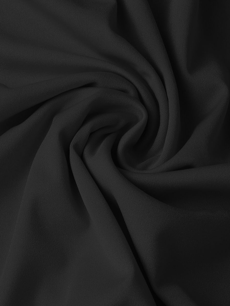 Plain Bodycon Dress