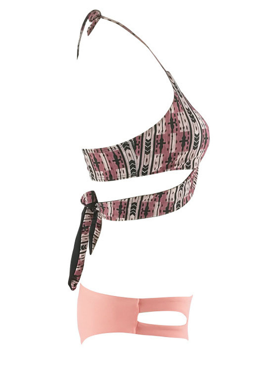 Tribal Printed Bikini