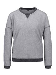 Oversized-Round-Neck-Plain-Sweatshirts