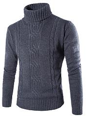 Turtleneck-Plain-Mene28099S-Sweater