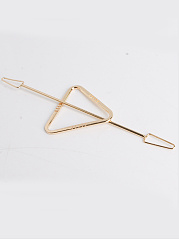 Triangle Shape Hair Pin