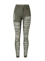 Ripped-Plain-Slim-Leg-Mid-Rise-Jean