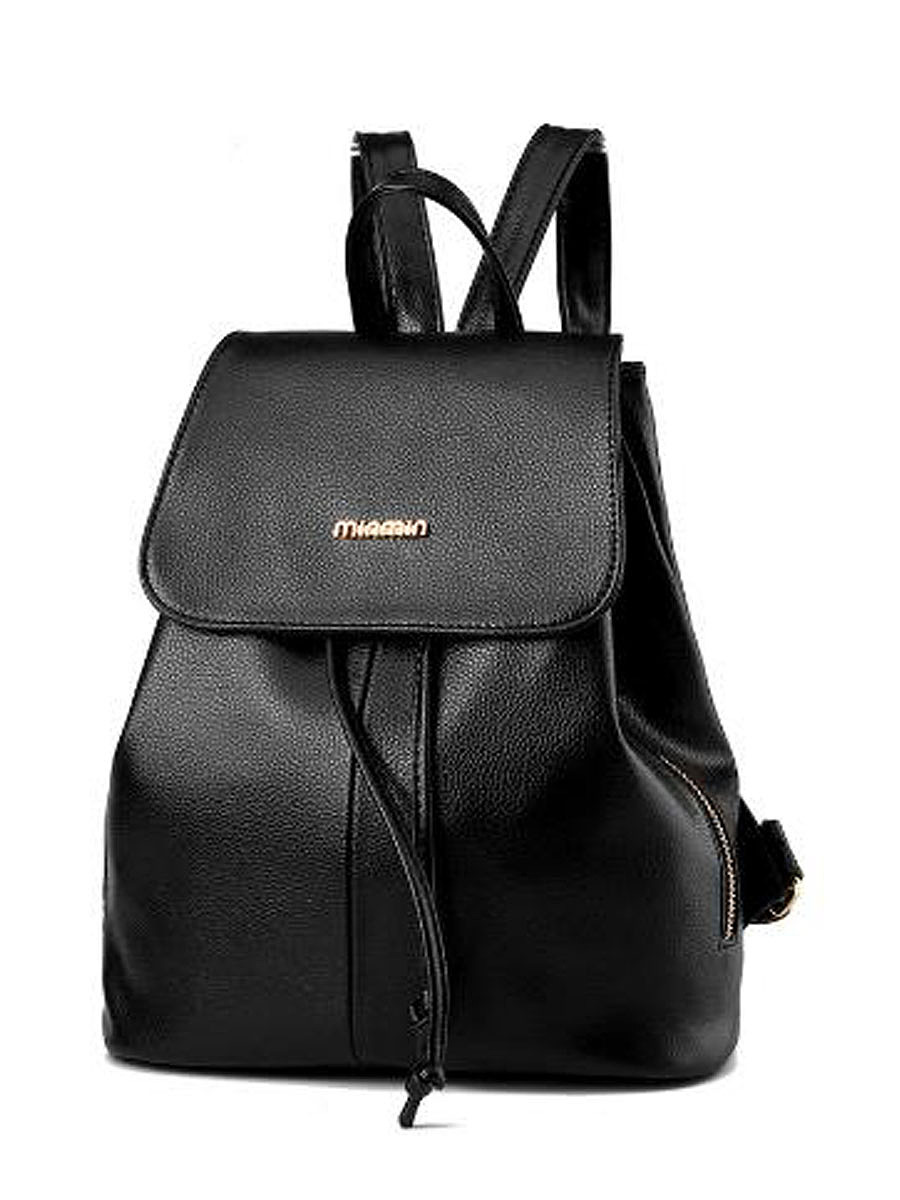 Lady Elegant Simple Stylish Overall Backpack