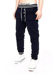 Casual-Striped-Elastic-Waist-Mens-Jogger-Pants