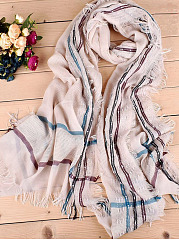 Women Bandana Warm Long Scarves Winter Scarf Shawl Blanket