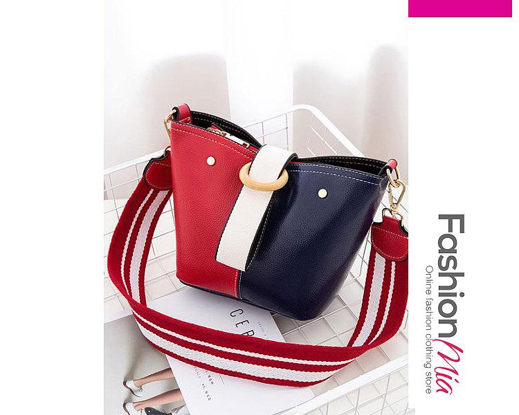 Color Block Mini Women Crossbody Bags