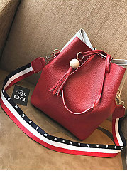 Two Pieces Chic Shoulder Bag