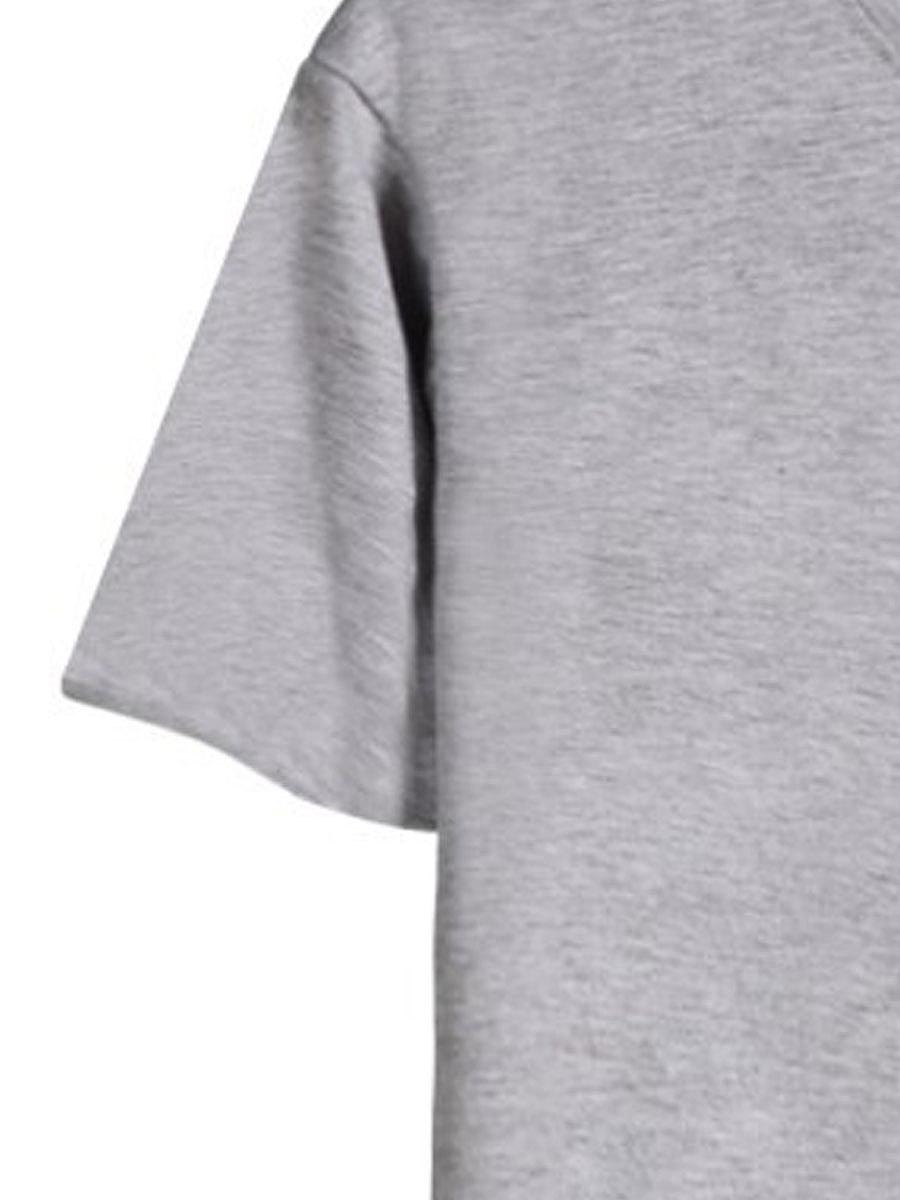 Summer  Cotton  Women  Round Neck  Letters Short Sleeve T-Shirts