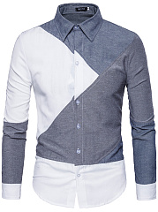 Stylish-Color-Block-Men-Shirts