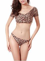 Sexy-Leopard-Round-Neck-Bikini