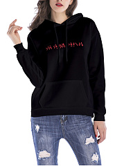 Embroidery-Kangaroo-Pocket-Loose-Hoodie