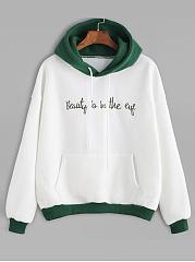 Kangaroo-Pocket-Color-Block-Embroidery-Hoodie